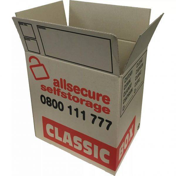 Classic Moving Boxes & Packaging